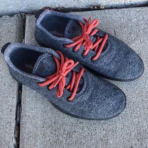Men's Allbirds Wool Runners Sneakers Size 9
